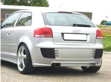 Custom - Kline Rear Bumper