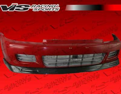 VIS Racing - Honda Civic 2DR & Hatchback VIS Racing Walker Carbon Fiber Lip - 92HDCVC2DWAL-011C