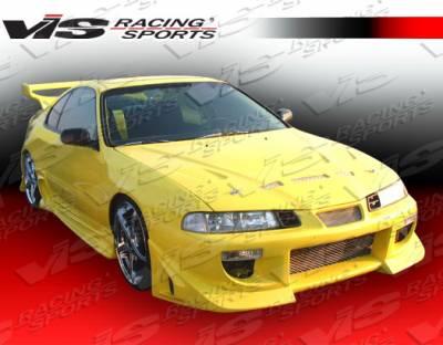VIS Racing - Honda Prelude VIS Racing Battle Z Front Bumper - 92HDPRE2DBZ-001