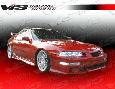 VIS Racing - Honda Prelude VIS Racing Xtreme Front Bumper - 92HDPRE2DEX-001