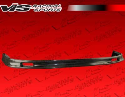 VIS Racing. - Honda Prelude VIS Racing Type S Front Lip - 92HDPRE2DSPN-011