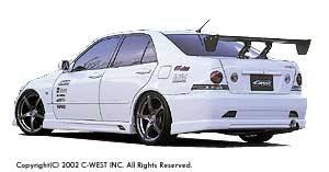 C-West - Rear Bumper