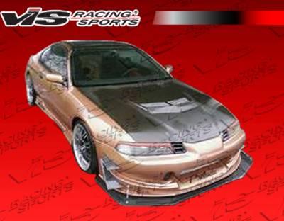VIS Racing. - Honda Prelude VIS Racing TSC Front Bumper - 92HDPRE2DTSC-001
