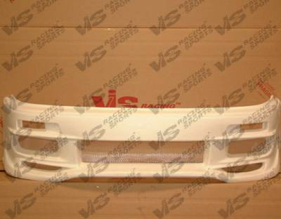 VIS Racing. - Toyota Camry VIS Racing Cyber-2 Front Bumper - 92TYCAM4DCY2-001