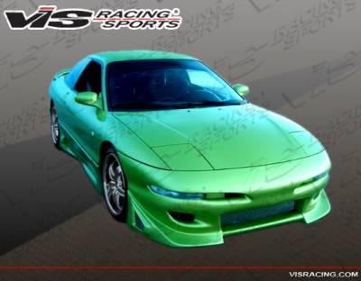 VIS Racing - Ford Probe VIS Racing Battle Z Front Bumper - 93FDPRO2DBZ-001