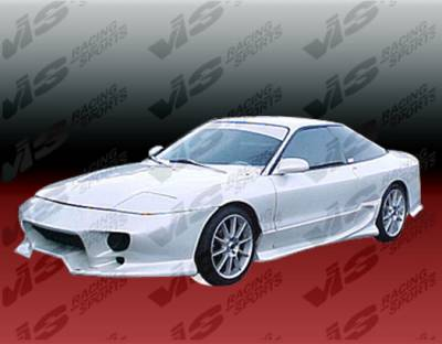 VIS Racing - Ford Probe VIS Racing Invader Front Bumper - 93FDPRO2DINV-001