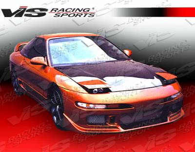 VIS Racing - Ford Probe VIS Racing Tracer-2 Front Bumper - 93FDPRO2DTRA2-001