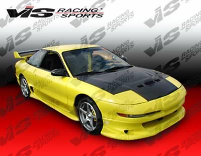 VIS Racing - Ford Probe VIS Racing Z max Front Bumper - 93FDPRO2DZMX-001