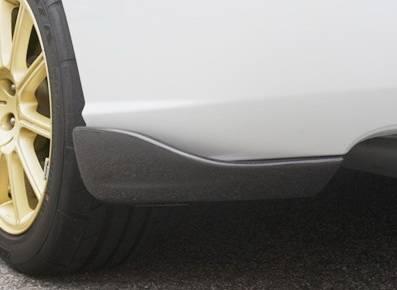 Chargespeed - Subaru Impreza Chargespeed Latter Bottom Line Rear Caps