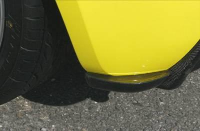 Chargespeed - Suzuki Swift Chargespeed Bottom Line Rear Caps