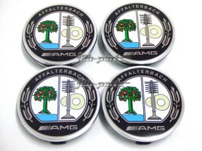 Custom - AMG Wheel Caps