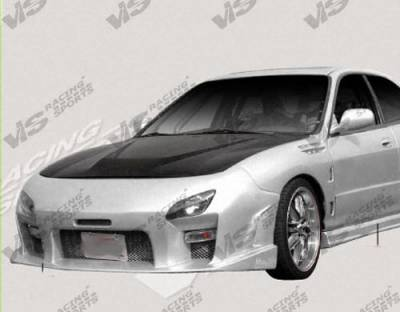 VIS Racing - Acura Integra VIS Racing Magnum Front Bumper - 94ACINT2DMAG-001