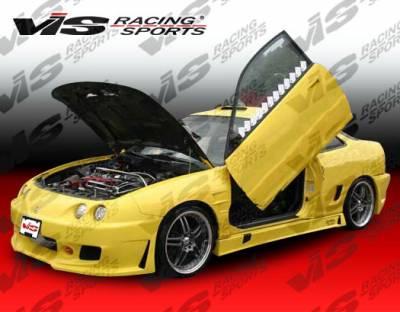 VIS Racing - Acura Integra VIS Racing TSC-3 Front Bumper - 94ACINT2DTSC3-001
