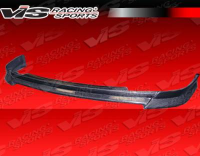 VIS Racing - Acura JDM Integra VIS Racing Ace Carbon Fiber Lip - 94ACITR2DACE-011C