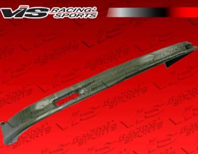 VIS Racing - Acura JDM Integra VIS Racing Type-S Carbon Kevlar Front Lip - 94ACITR2DSPN-011K