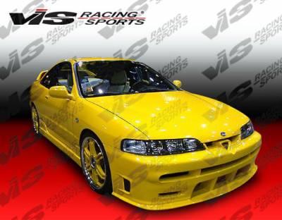 VIS Racing - Acura Integra VIS Racing Stalker Front Bumper - 94ACITR2DSTK-001