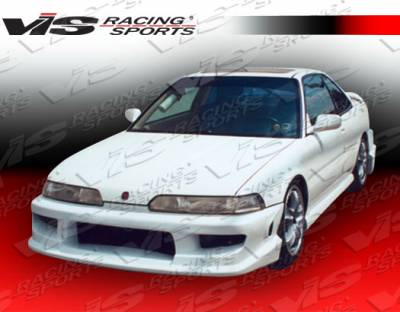 VIS Racing - Acura Integra VIS Racing Striker Front Bumper - 94ACITR2DSTR-001