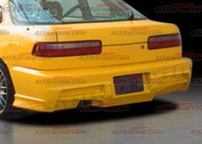 AIT Racing - Acura Integra AIT Racing Extreme Style Rear Bumper - AI90HIEXSRB2