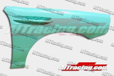 AIT Racing - Acura Integra AIT Racing M-Roadster Style Front Fenders - AI90HIMRSF