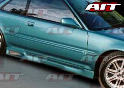 AIT Racing - Acura Integra AIT REV Style Side Skirts - AI90HIREVSS