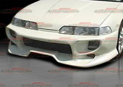 AIT Racing - Acura Integra AIT Racing VSB Style Front Bumper - AI90HIVSBFB