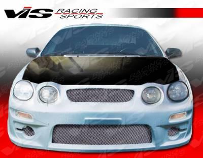 VIS Racing - Toyota Celica VIS Racing GT4 Front Bumper - 94TYCEL2DGT4-001