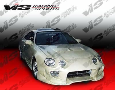 VIS Racing - Toyota Celica VIS Racing Invader Front Bumper - 94TYCEL2DINV-001