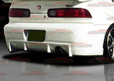 AIT Racing - Acura Integra AIT Racing BC Style Rear Bumper - AI94HIBCSRB2