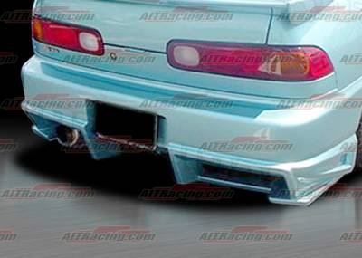 AIT Racing - Acura Integra AIT Racing BMX Style Rear Bumper - AI94HIBMXRB2