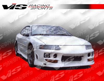 VIS Racing - Dodge Avenger VIS Racing Ballistix Front Bumper - 95DGAVG2DBX-001