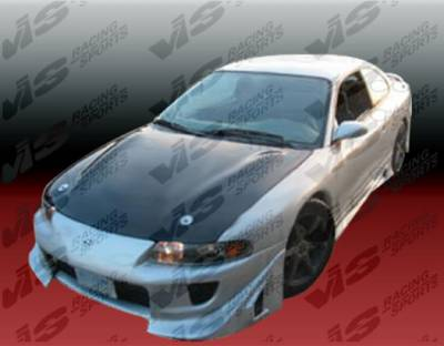 VIS Racing - Dodge Avenger VIS Racing Battle Z Front Bumper - 95DGAVG2DBZ-001