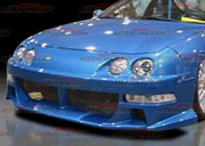 AIT Racing - Acura Integra AIT Racing Extreme Style Front Bumper - AI94HIEXSFB