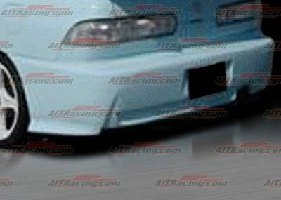 AIT Racing - Acura Integra AIT Racing Extreme Style Rear Bumper - AI94HIEXSRB2