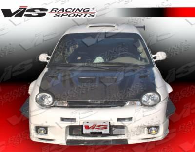 VIS Racing - Dodge Neon VIS Racing Omega Front Bumper - 95DGNEO2DOMA-001