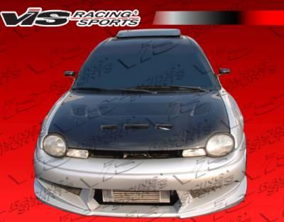 VIS Racing - Dodge Neon VIS Racing Viper Front Bumper - 95DGNEO2DVR-001
