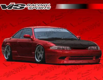 VIS Racing - Nissan 240SX VIS Racing Super Front Bumper - 95NS2402DSUP-001