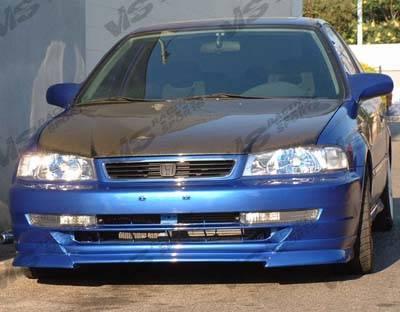 VIS Racing - Honda Civic VIS Racing Domani Ace Front Lip - 96ACEL2DDOMACE-011