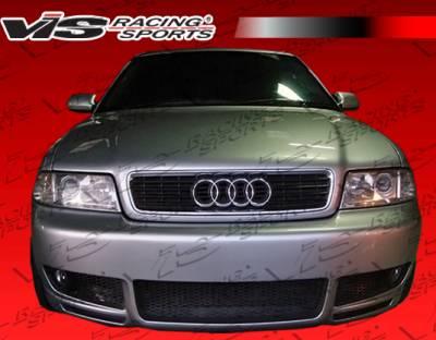 VIS Racing - Audi A4 VIS Racing RSR Front Bumper - 96AUA44DRSR-001