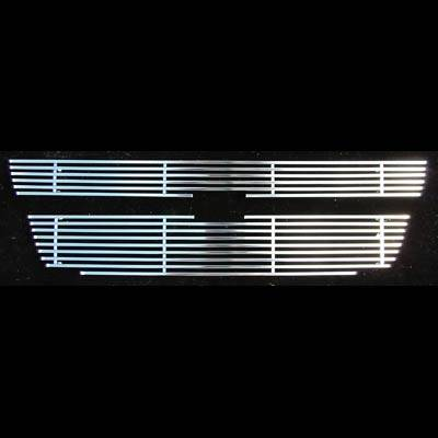 Custom - Front Billet Grille Inserts - Chrome