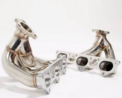 Agency Power - Porsche 911 Agency Power Exhaust Header - AP-996TT-175