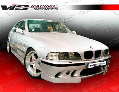VIS Racing - BMW 5 Series VIS Racing Euro Tech Front Bumper - 97BME394DET-001