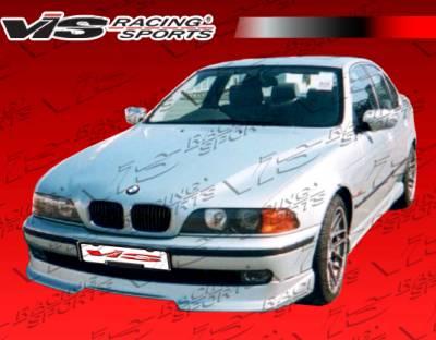 VIS Racing - BMW 5 Series VIS Racing M Tech Front Lip - 97BME394DMTH-011