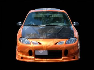 VIS Racing. - Ford Escort VIS Racing TSC Front Bumper - 97FDESC4DTSC-001