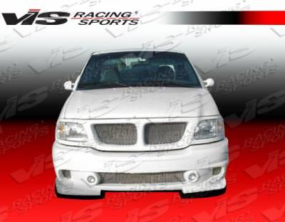 VIS Racing - Ford F150 VIS Racing Phoenix Front Bumper - 97FDF152DPHO-001