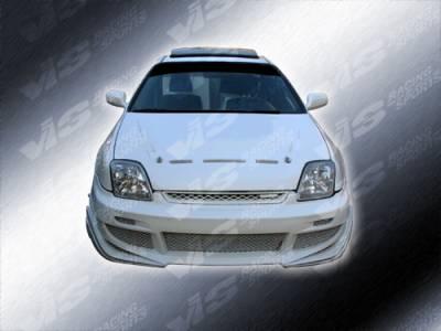 VIS Racing. - Honda Prelude VIS Racing AVG Front Bumper - 97HDPRE2DAVG-001