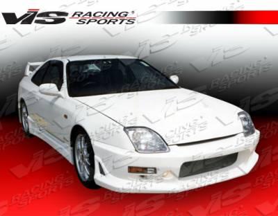 VIS Racing - Honda Prelude VIS Racing GT Front Bumper - 97HDPRE2DGT-001