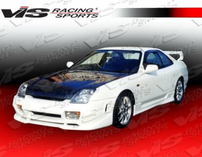 VIS Racing - Honda Prelude VIS Racing Stalker-2 Front Bumper - 97HDPRE2DSTK2-001