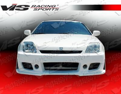 VIS Racing - Honda Prelude VIS Racing TSC-3 Front Bumper - 97HDPRE2DTSC3-001