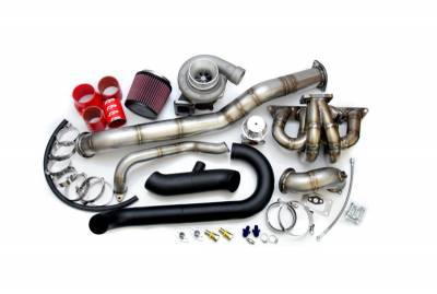 Agency Power - Mitsubishi Evolution 8 Agency Power Turbo Kit - AP-CT9A-105