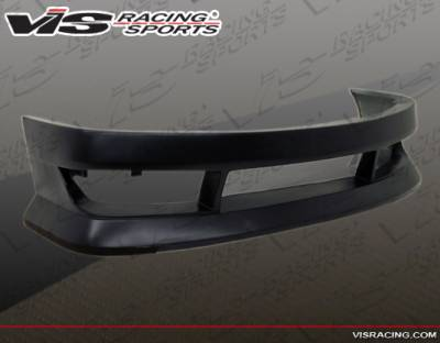 VIS Racing. - Nissan 240SX VIS Racing B Speed Widebody Front Bumper - 97NS2402DBSPWB-001